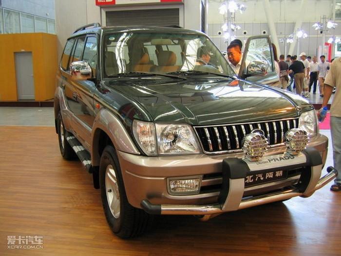 2004款陆霸 2.4L