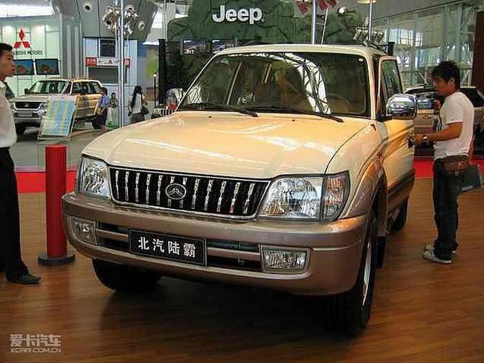 2004款陆霸 2.7L